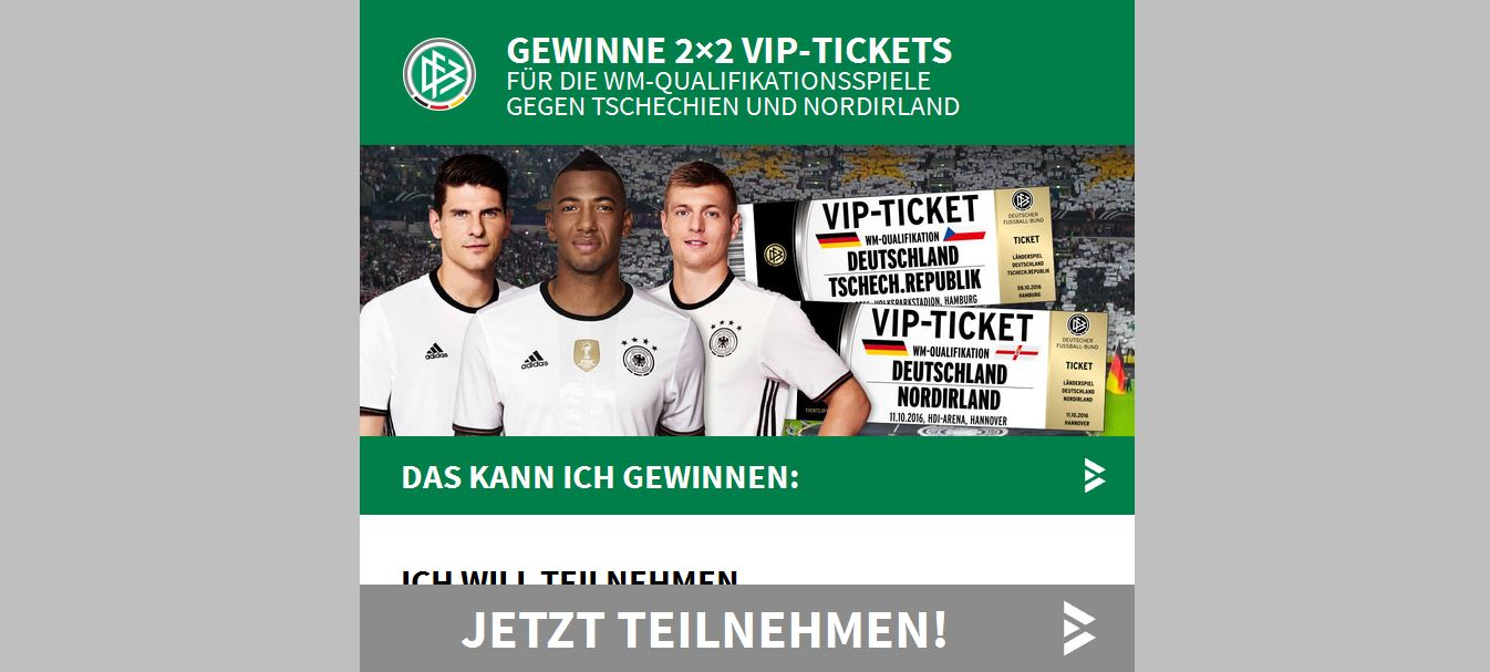 Wm Quali Tickets