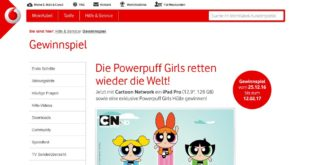 powerpuff girls gewinnspiel