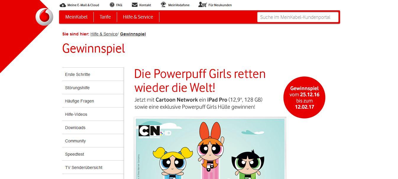 Vodafone Gewinnspiel Iphone