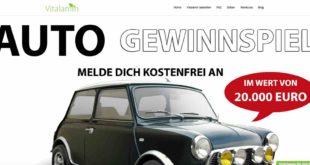 mini oldtimer auto gewinnen