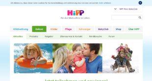 Hipp.de/kinderhotels Gewinnspiel