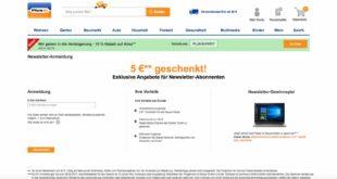notebook gewinnen plus newsletter