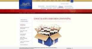 schokolade gewinnen