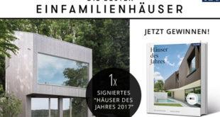 Häuser des Jahres 2017 Callwey Verlag