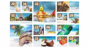 Urlaubsguru Adventskalender