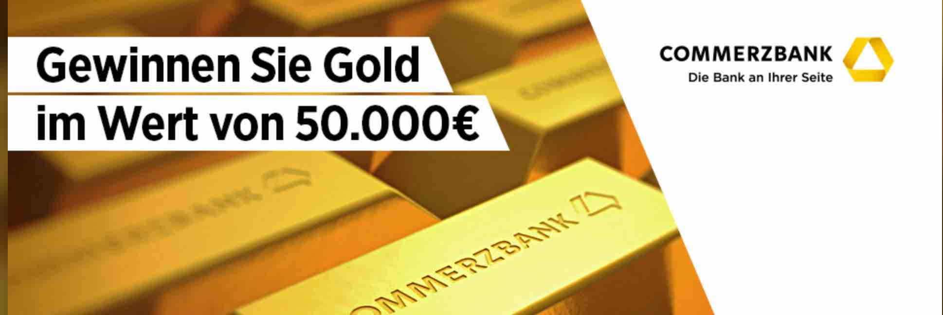 Commerzbank gewinnspiel seriös