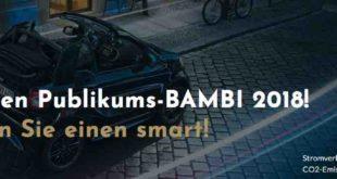 BAMBI GEWINNSPIEL SMART zu gewinnen