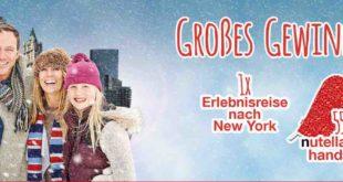 Gewinne eine Erlebnisreise nach New York