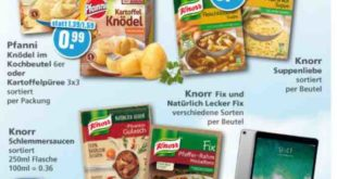 K+K&Knorr verlost Apple iPad
