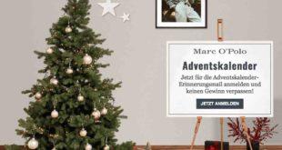 Marc O'Polos besonderes Adventskalendergewinnspiel