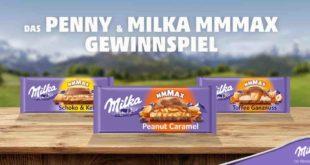 Penny-Milka MMMAAX-GEWINNSPIEL