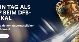 TARGOBANK einmal VIP beim DFB-Pokal