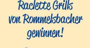 Tegut&Landliebe Gewinnspiel Raclette