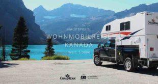 Traumreise nach Kanada mit Esprit gewinnen