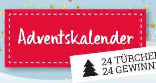 Dänisches Bettenlager Adventskalendergewinnspiel