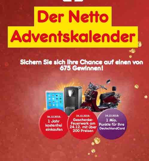 Weihnachtskalender Netto.Der Adventskalender Schlechthin Von Netto Marken Discount