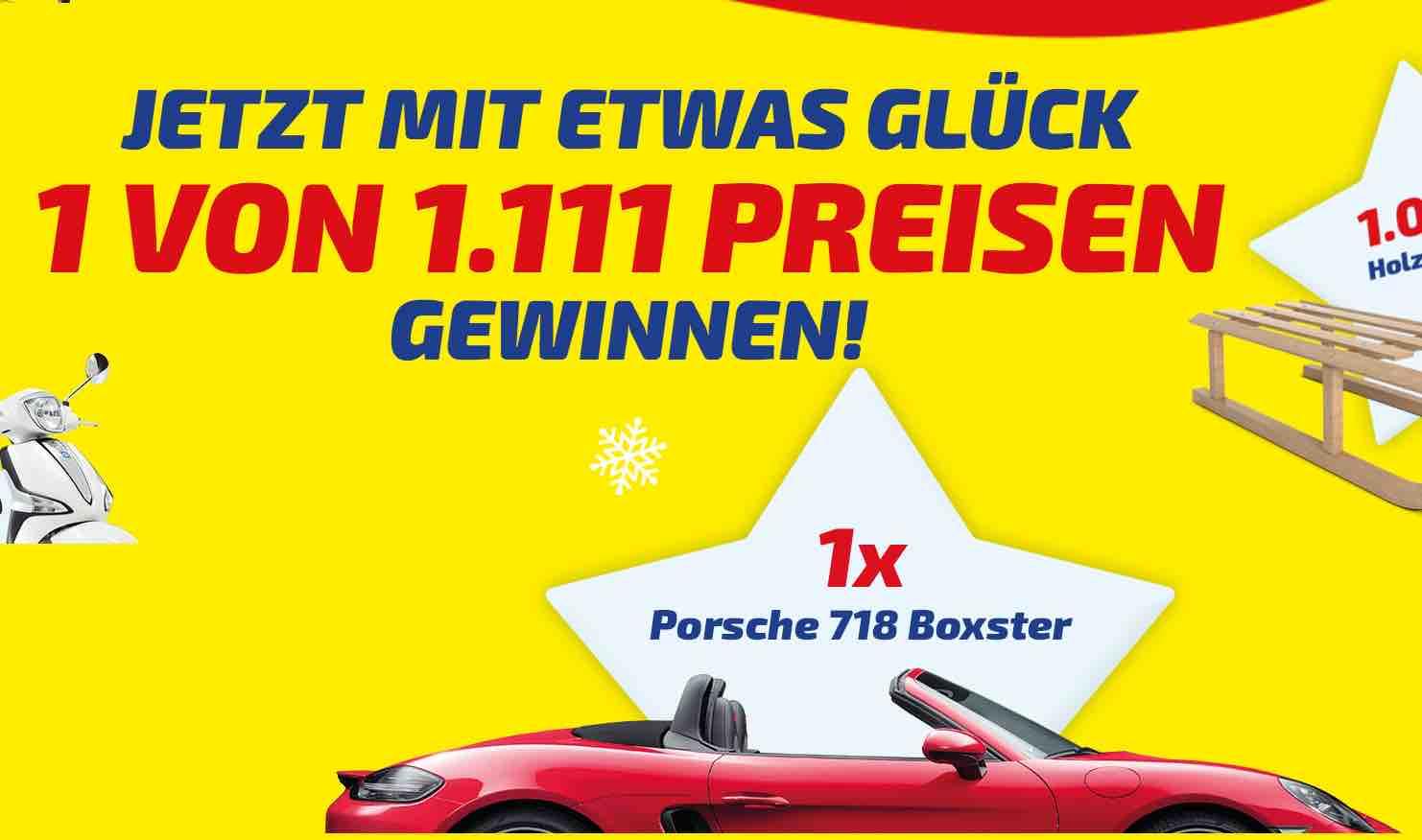 Ferrero Gewinnspiel Gewinne Einen Porsche Boxster