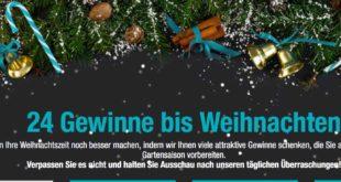 Gardena Online Adventskalender