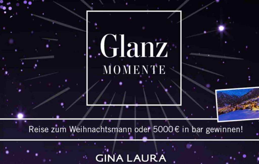 Gina Laura Gewinnspiel
