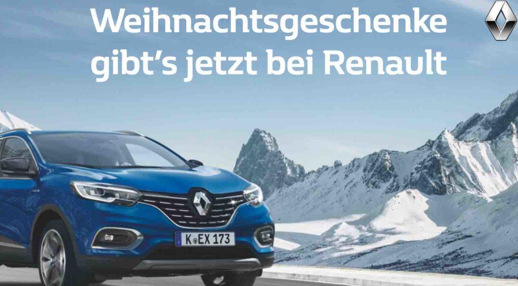 Renault Gewinnspiel
