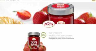 zentis fruit up your live gewinnspiel