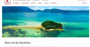kaufland seychellen reise gewinnspiel
