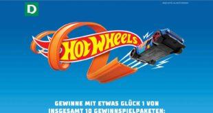 deichmann hot wheels gewinnspiel