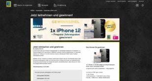 edeka smart iphone gewinnspiel